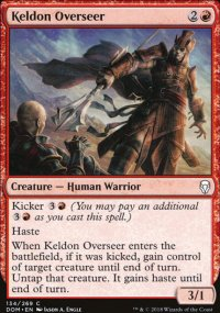 Keldon Overseer -