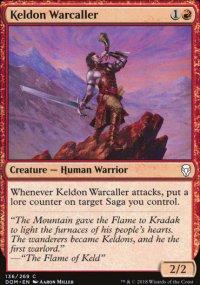 Keldon Warcaller -