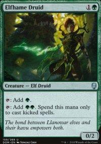 Elfhame Druid -