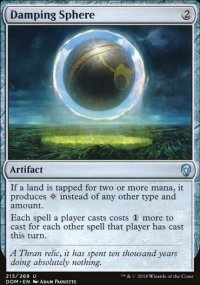 Damping Sphere -
