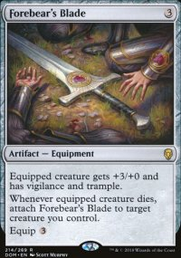 Forebear's Blade -
