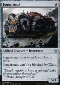 Juggernaut -