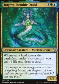 Tatyova, Benthic Druid -
