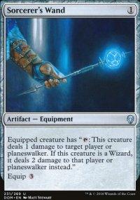 Sorcerer's Wand -