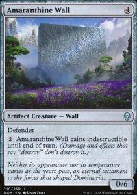 Amaranthine Wall -