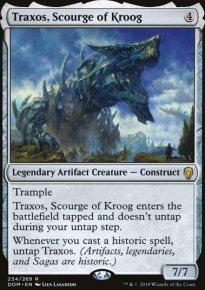 Traxos, Scourge of Kroog -