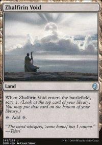 Zhalfirin Void -
