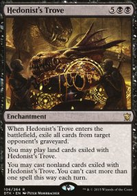 Hedonist's Trove - Dragons of Tarkir