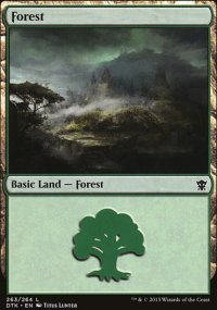 Forest 2 - Dragons of Tarkir