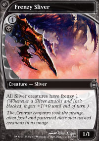 Frenzy Sliver - Future Sight