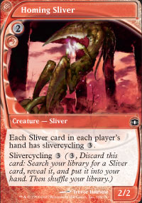Homing Sliver - Future Sight
