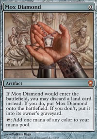 Mox Diamond - From the Vault : Relics