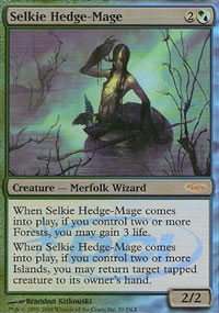 Selkie Hedge-Mage - Gateway