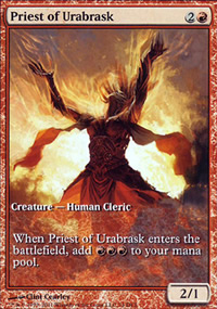Priest of Urabrask - Gateway
