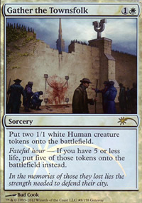 Gather the Townsfolk - Gateway