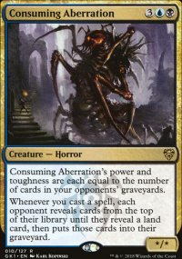 Consuming Aberration -