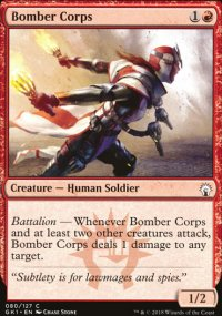 Bomber Corps -