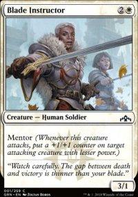 Blade Instructor -