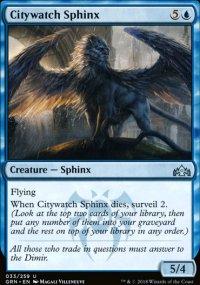 Citywatch Sphinx -