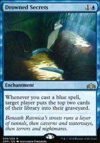 Drowned Secrets -