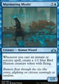 Murmuring Mystic -