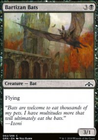 Bartizan Bats -