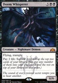 Doom Whisperer -