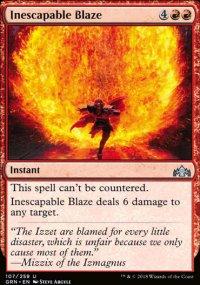 Inescapable Blaze -