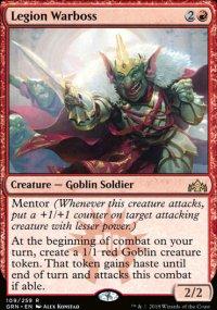 Legion Warboss -
