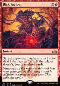 Risk Factor -