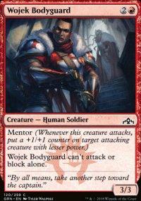 Wojek Bodyguard -