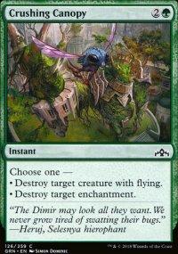 Crushing Canopy -