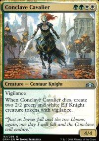 Conclave Cavalier -