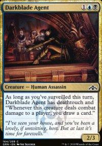 Darkblade Agent -