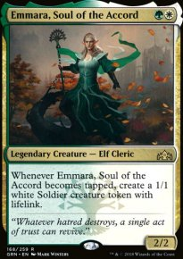Emmara, Soul of the Accord -