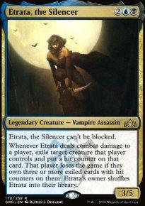 Etrata, the Silencer -