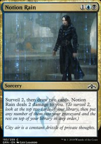 Notion Rain -