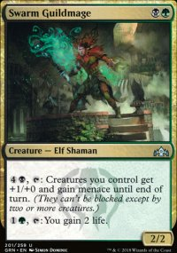 Swarm Guildmage -