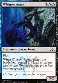 Whisper Agent -