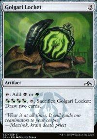 Golgari Locket -
