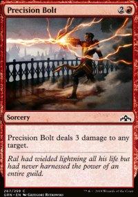 Precision Bolt -