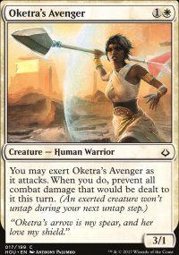 Oketra's Avenger - Hour of Devastation
