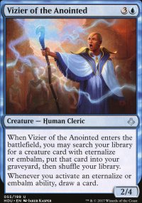 Vizier of the Anointed - Hour of Devastation