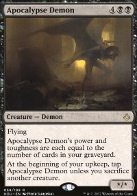 Apocalypse Demon - Hour of Devastation