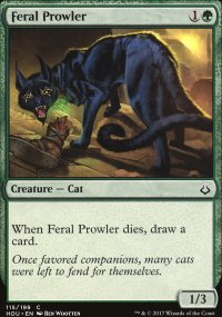 Feral Prowler - Hour of Devastation