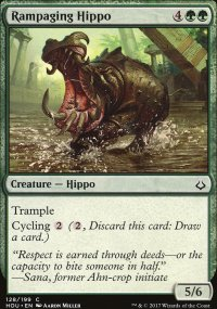Rampaging Hippo - Hour of Devastation