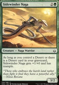 Sidewinder Naga - Hour of Devastation