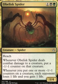 Obelisk Spider - Hour of Devastation