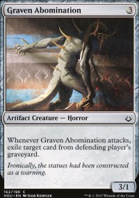 Graven Abomination - Hour of Devastation