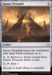 Sunset Pyramid - Hour of Devastation